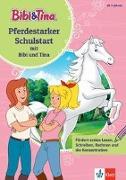 Cover-Bild zu Bibi und Tina: Pferdestarker Schulstart mit Bibi und Tina