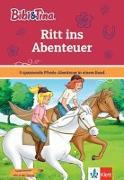 Cover-Bild zu Bibi und Tina Ritt ins Abenteuer