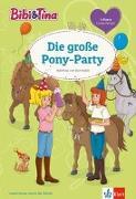 Cover-Bild zu Die große Pony-Party von Bornstädt, Matthias von