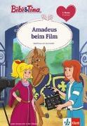 Cover-Bild zu Bibi und Tina: Amadeus beim Film von Bornstädt, Matthias von