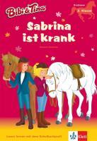 Cover-Bild zu Sabrina ist krank von Andreas, Vincent