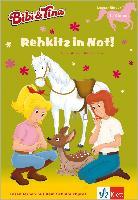 Cover-Bild zu Bibi und Tina - Rehkitz in Not! von Wolke, Rainer