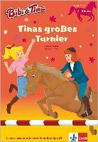 Cover-Bild zu Tinas großes Turnier von Wolke, Rainer