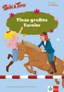Cover-Bild zu Bibi & Tina - Tinas großes Turnier von Wolke, Rainer