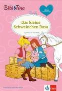 Cover-Bild zu Bibi & Tina - Das kleine Schweinchen Rosa von Bornstädt, Matthias von
