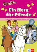 Cover-Bild zu Bibi & Tina - Ein Herz für Pferde von Andreas, Vincent