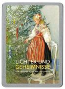 Cover-Bild zu Lichter und Geheimnisse von Larsson, Carl (Illustr.)