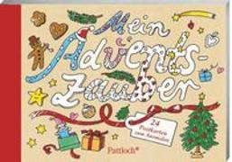 Cover-Bild zu Mein Adventszauber von Martens, Cordula (Illustr.)