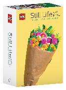 Cover-Bild zu LEGO® Still Life with Bricks: 100 Collectible Postcards von LEGO® (Geschaffen)