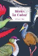 Cover-Bild zu Birds in Color 50 Postcards von Kim, Jane (Künstler)