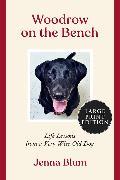 Cover-Bild zu Blum, Jenna: Woodrow on the Bench