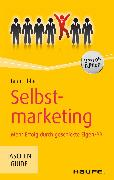 Cover-Bild zu Selbstmarketing (eBook) von Ebbert, Birgit