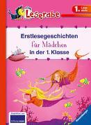 Cover-Bild zu Reider, Katja: Erstlesegeschichten für Mädchen in der 1. Klasse - Leserabe 1. Klasse - Erstlesebuch für Kinder ab 6 Jahren