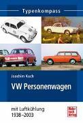Cover-Bild zu Kuch, Joachim: VW Personenwagen