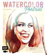 Cover-Bild zu Watercolor Porträt von Andrejew, Nelli