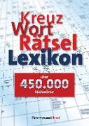 Cover-Bild zu Kreuzworträtsellexikon - über 450.000 Stichwörter