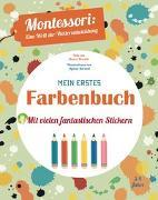 Cover-Bild zu Baruzzi, Agnese: Mein erstes Farbenbuch