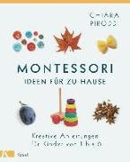 Cover-Bild zu Piroddi, Chiara: Montessori - Ideen für zu Hause