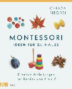 Cover-Bild zu Piroddi, Chiara: Montessori - Ideen für zu Hause (eBook)