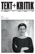 Cover-Bild zu eBook TEXT+KRITIK 207 - Felicitas Hoppe
