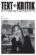 Cover-Bild zu eBook TEXT+KRITIK 208 - Angela Krauß