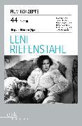 Cover-Bild zu eBook Film-Konzepte 44: Leni Riefenstahl