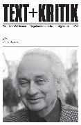 Cover-Bild zu eBook TEXT+KRITIK 206 - Ernst Augustin