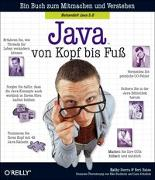 Cover-Bild zu Java von Kopf bis Fuss