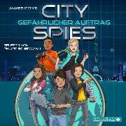 Cover-Bild zu Ponti, James: Gefährlicher Auftrag (Audio Download)