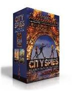 Cover-Bild zu Ponti, James: City Spies Classified Collection: City Spies; Golden Gate; Forbidden City