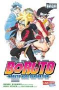 Cover-Bild zu Kishimoto, Masashi: Boruto - Naruto the next Generation 3