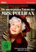 Cover-Bild zu Angela Lansbury (Schausp.): Die unerwarteten Talente der Mrs. Pollifax