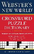 Cover-Bild zu Whitfield, Jane Shaw: Webster's New World® Crossword Puzzle Dictionary, 2nd ed