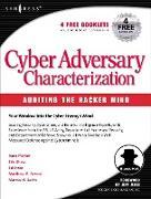 Cover-Bild zu Parker, Tom: Cyber Adversary Characterization (eBook)