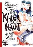 Cover-Bild zu Felix Scheinbergers geheimes Skizzenbuch - Kinder der Nacht von Scheinberger, Felix