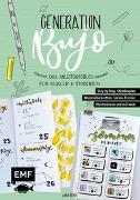 Cover-Bild zu Generation BuJo - Das Anleitungsbuch für Schüler und Studenten