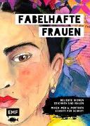 Cover-Bild zu Fabelhafte Frauen von Brucker, Sylvia