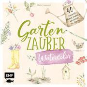 Cover-Bild zu Gartenzauber - Watercolor von Lammers, Malin