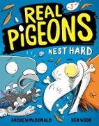 Cover-Bild zu McDonald, Andrew: Real Pigeons Nest Hard (Book 3)