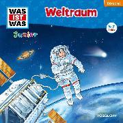 Cover-Bild zu Schreuder, Benjamin: WAS IST WAS Junior Hörspiel. Weltraum (Audio Download)