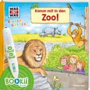 Cover-Bild zu Schreuder, Benjamin: BOOKii® WAS IST WAS Kindergarten Komm mit in den Zoo