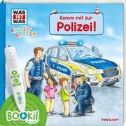 Cover-Bild zu Schreuder, Benjamin: BOOKii® WAS IST WAS Kindergarten Komm mit zur Polizei!