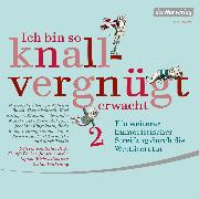 Cover-Bild zu Tucholsky, Kurt: Ich bin so knallvergnügt erwacht 2 (Audio Download)