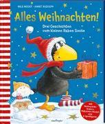 Cover-Bild zu Moost, Nele: Der kleine Rabe Socke: Alles Weihnachten!
