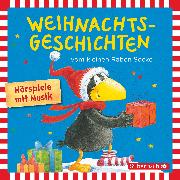 Cover-Bild zu Rudolph, Annet: Weihnachtsgeschichten vom kleinen Raben Socke (Audio Download)