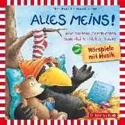 Cover-Bild zu Rudolph, Annet: Alles meins!, Alles zurückgegeben! Alles fliegt! (Audio Download)