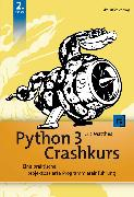 Cover-Bild zu Matthes, Eric: Python 3 Crashkurs (eBook)