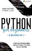 Cover-Bild zu Matthes, Mark: Python for Beginners
