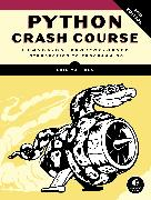 Cover-Bild zu Matthes, Eric: Python Crash Course, 2nd Edition (eBook)