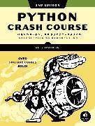 Cover-Bild zu Matthes, Eric: Python Crash Course, 2nd Edition